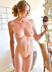 Anya Natural Nude Figure