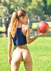 Belicia The Soccer Player