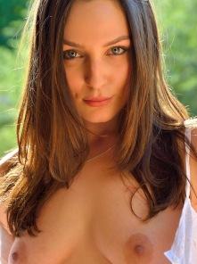Brooke Miniskirt Hottie