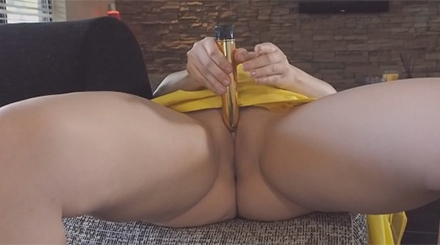 Danielle Hot In Yellow