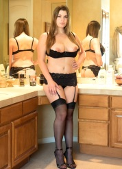 Danielle Mirror Image