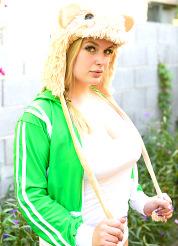 Danielle Wet Hamster
