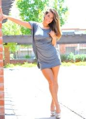 Eva gray dress nudes