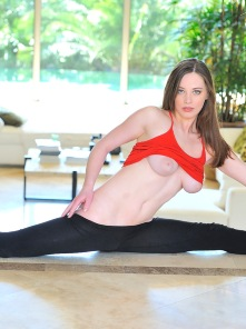 FTVGirls Natalie in Flex and Stretch