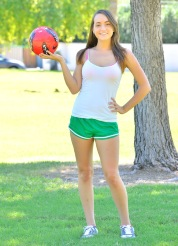 Jeri Firm Soccer Girl