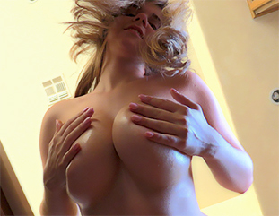 Lindsey Breast Play