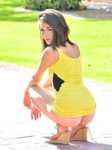Rachel Summer Dress Teen