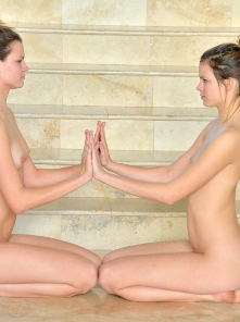 Twins Talented Nudes