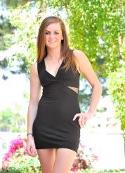 Brina little black dress