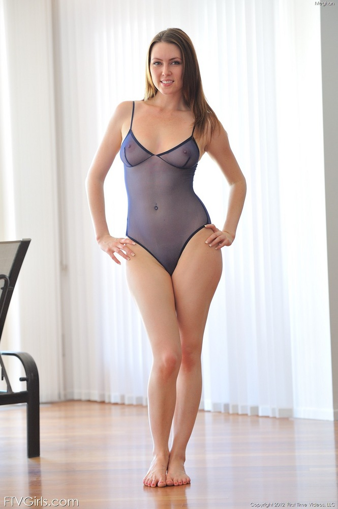 girl Meghan nude yoga ftv