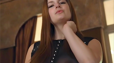 Danielle Pool Table Pussy