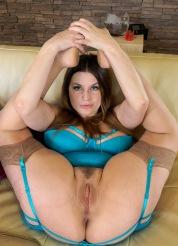 Danielle Strappy In Blue