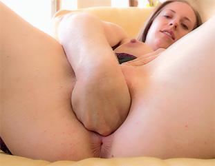 Cum on huge granny tits