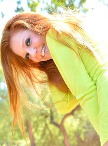 Farrah Summer Green