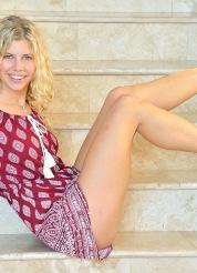 Lila Model Who Loves Yoga