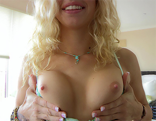 Lila Panty Stuffer