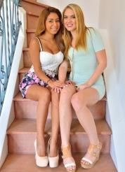 Sarai Bouncy Breasts