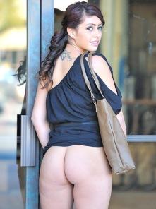 Shay getting nude in public