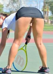 Tennis Jenna Style
