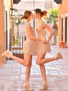 Twins Six Foot Models