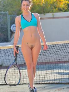 Carrie-II Buttalicious Tennis Picture 5