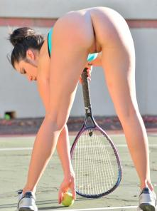 Carrie-II Buttalicious Tennis Picture 6